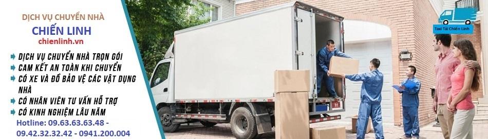 Dịch vụ chuyển nhà trọn gói giá rẻ tại quận 1