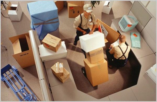 Chuyển văn phòng trọn gói Quận 4