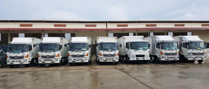 Xe taxi Tải chuyển nhà trọn gói tại quận 12 - tphcm