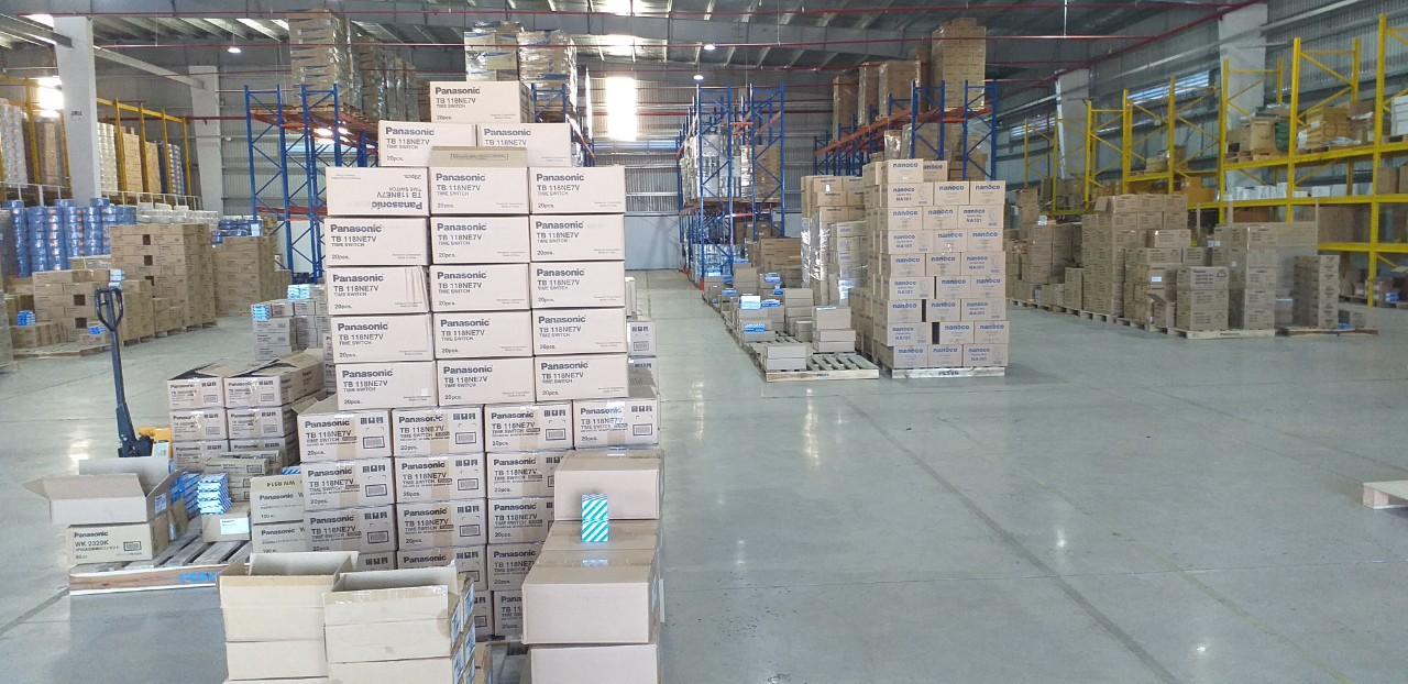 Chuyển kho xưởng trọn gói quận Phú Nhuận