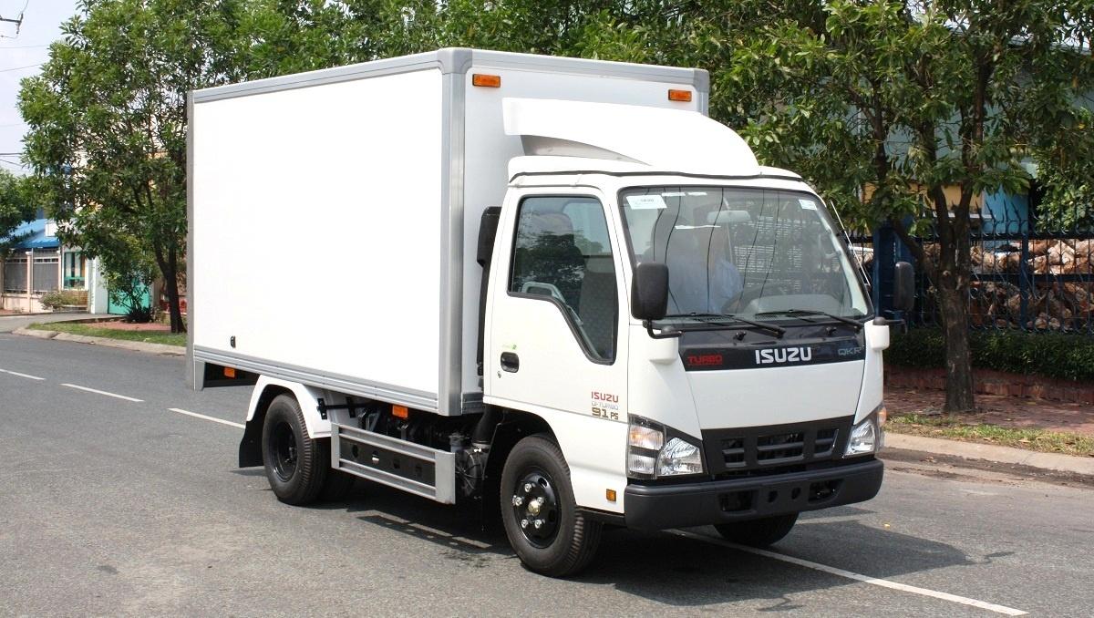 Dịch vụ cho thuê xe tải chở hàng huyện Bình Chánh
