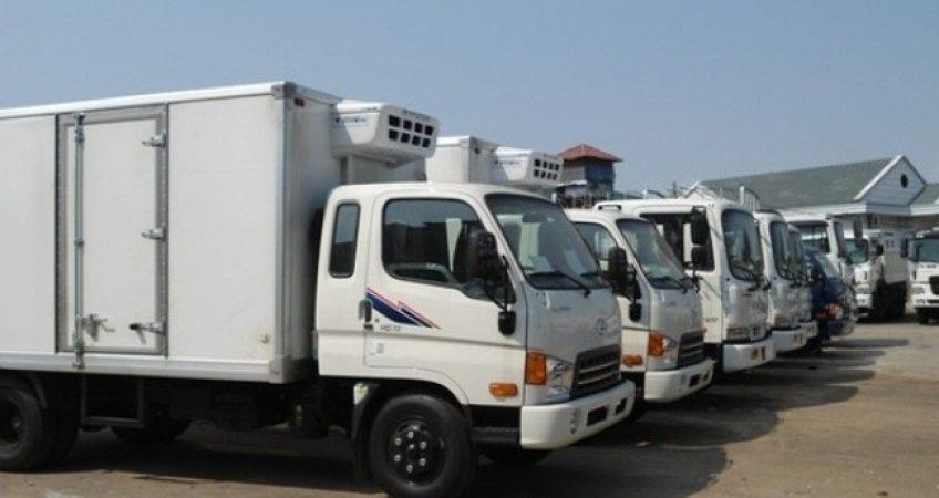 taxi tải chở hàng liên tỉnh chiến linh