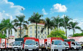 dịch vụ cho thuê xe taxi tải chở hàng