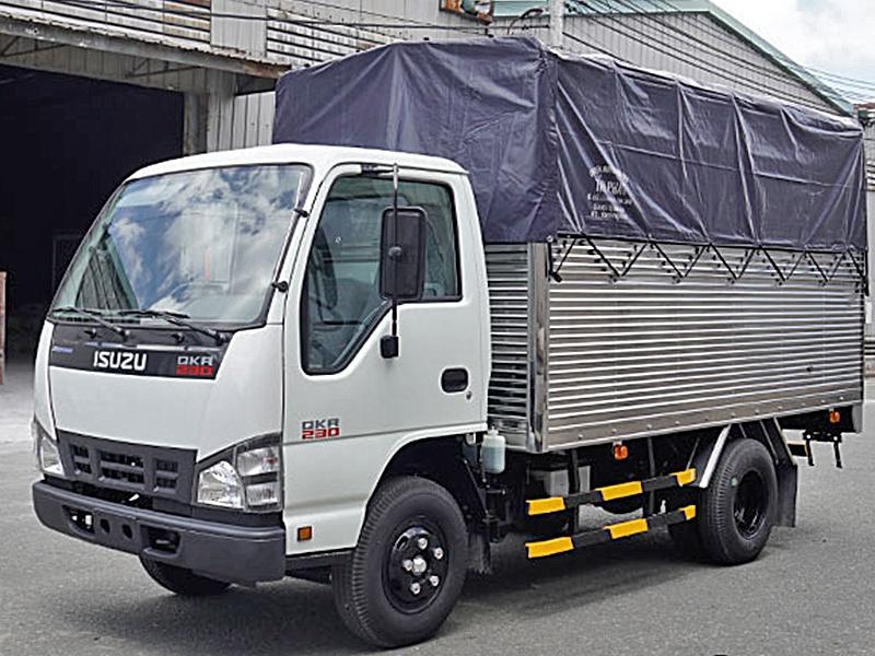 xe tải chuyển nhà huyện hóc môn