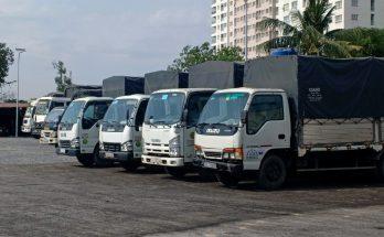 Đội Xe Tải Dịch vụ vận chuyển văn phòng trọn gói giá rẻ