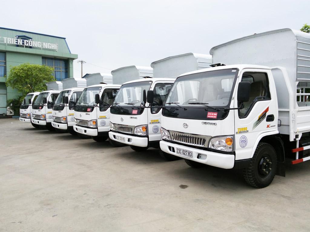 Xe Tải Chở Hàng tại Quận Bình Tân