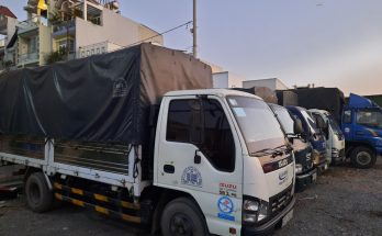 thuê xe taxi tải chở hàng giá rẻ tphcm