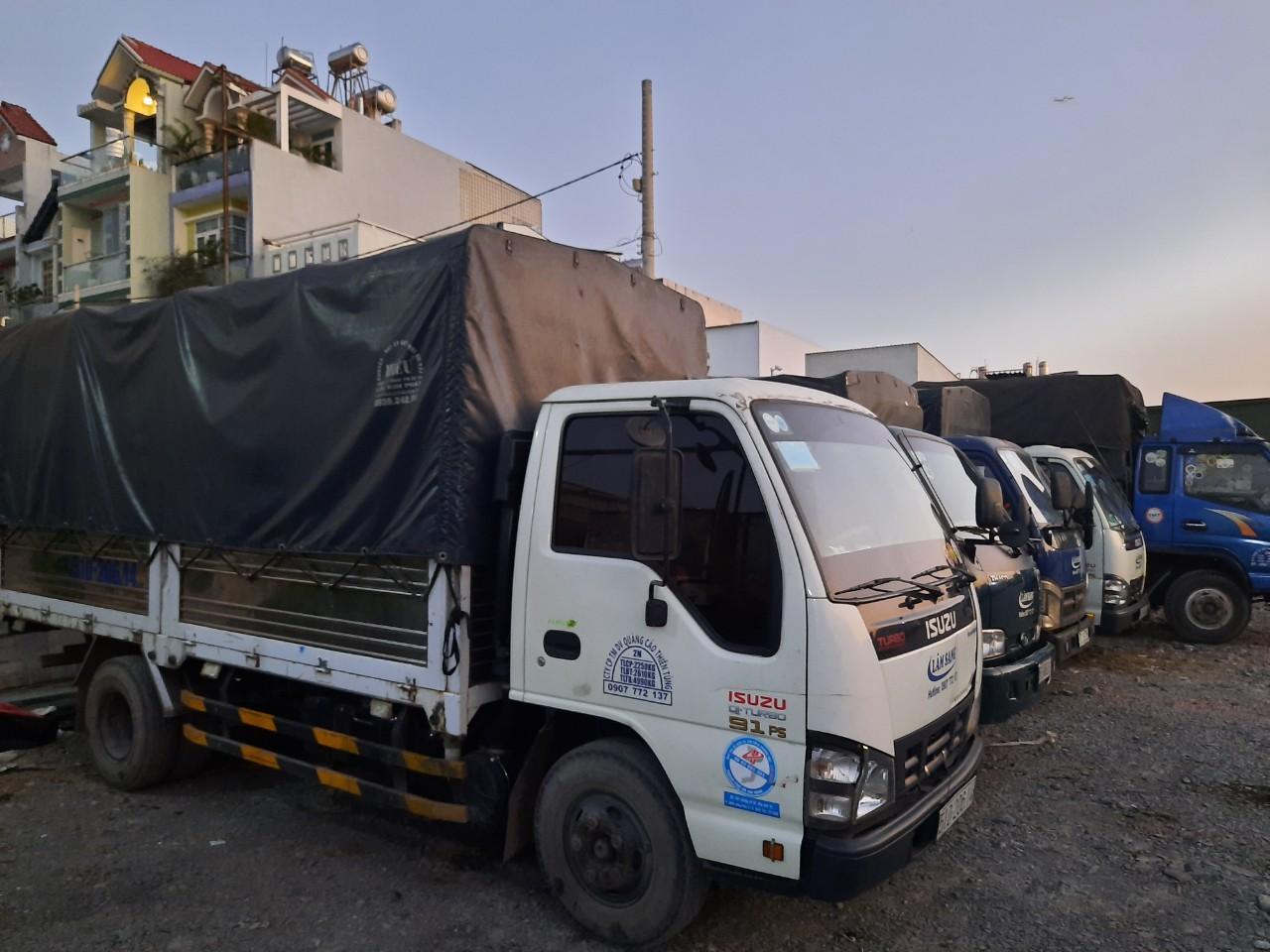 đội xe tải chuyển nhà quận bình thạnh Giá Rẻ Và Uy Tín