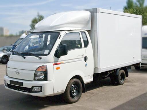Xe tải vận chuyển loại 1 tấn