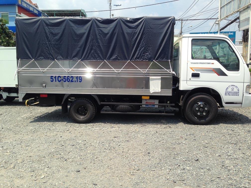 Xe tải vận chuyển loại 1.5 tấn