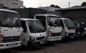 cho thuê taxi tải chở hàng quận 12