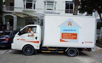 dịch vụ cho thuê xe tải vận chuyển hàng giá rẻ tphcm