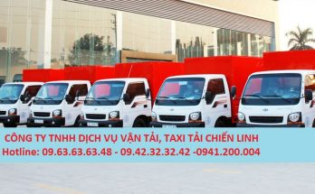 dịch vụ cho thuê xe tải chở hàng huyện hốc môn