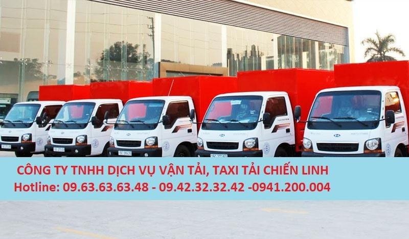 Đội Xe Taxi Tải Chuyển nhà trọn gói tại Quận 12