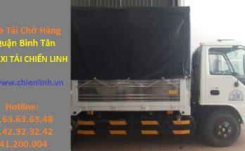 Taxi tải Bình Tân
