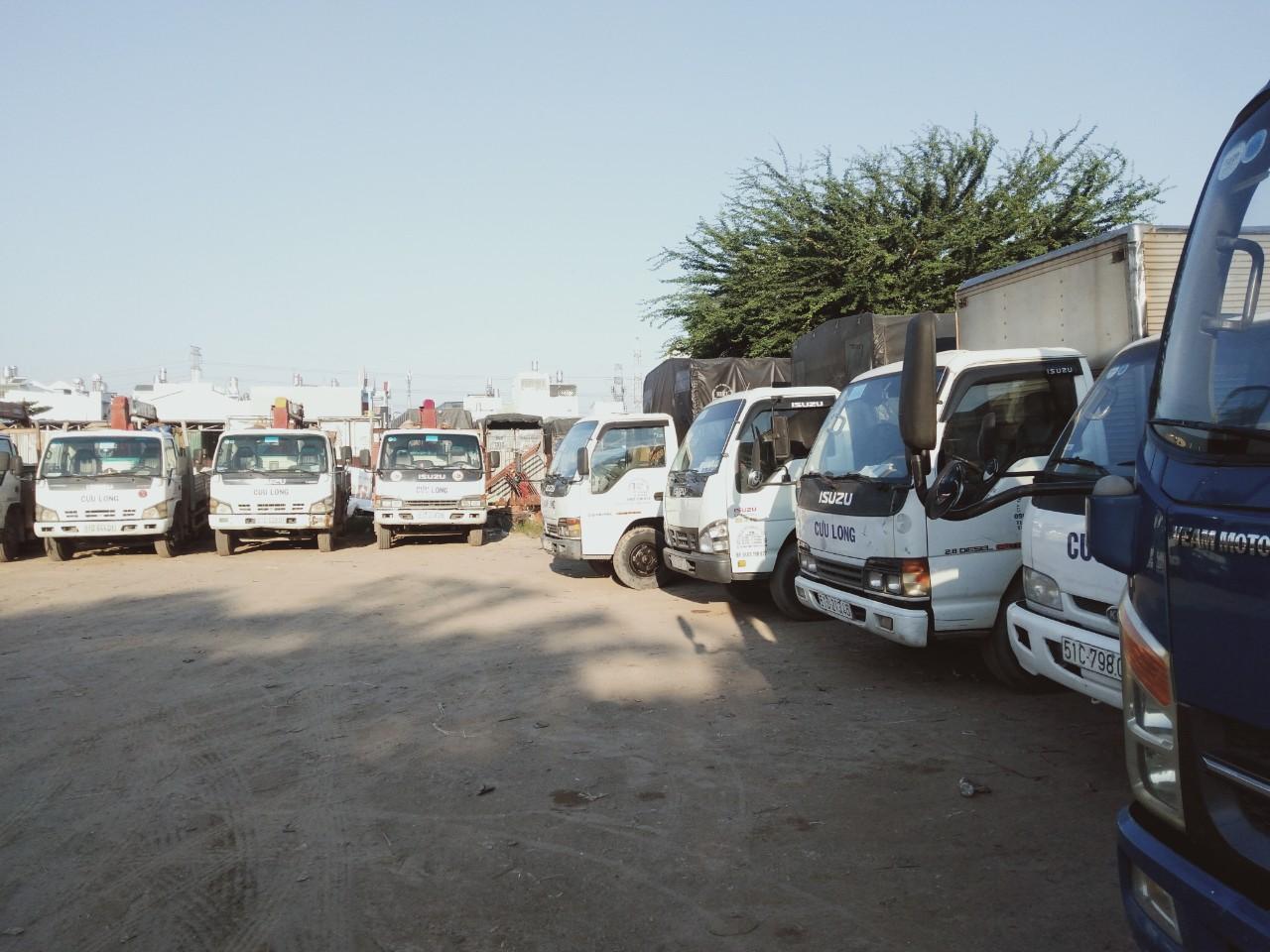taxi tải chở hàng quận 11