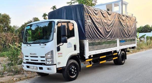 thuê xe tải chở hàng đi liên tỉnh