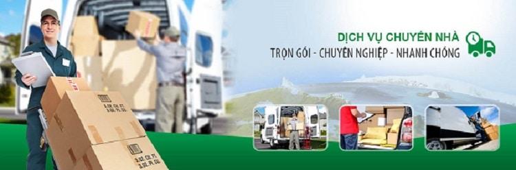 Dịch vụ chuyển nhà trọn gói tại tỉnh Bình Dương