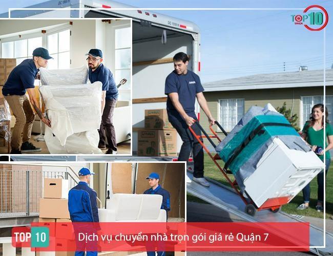 dịch vụ dọn nhà trọn gói quận 7