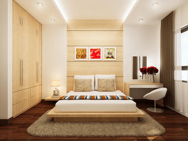 7 nguyên tắc kê giường ngủ theo phong thủy