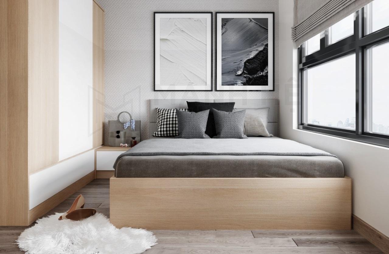 7 nguyên tắc kê giường ngủ hợp phong thủy