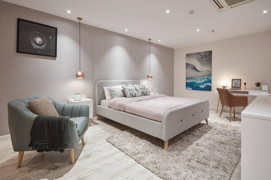 Phong thủy giường ngủ theo màu cho người mệnh Kim