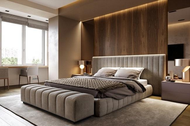 Phong thủy giường ngủ theo màu cho người mệnh Mộc