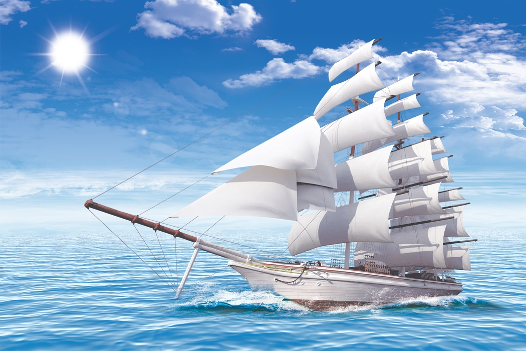treo Tranh Thuyền Buồm ở đâu