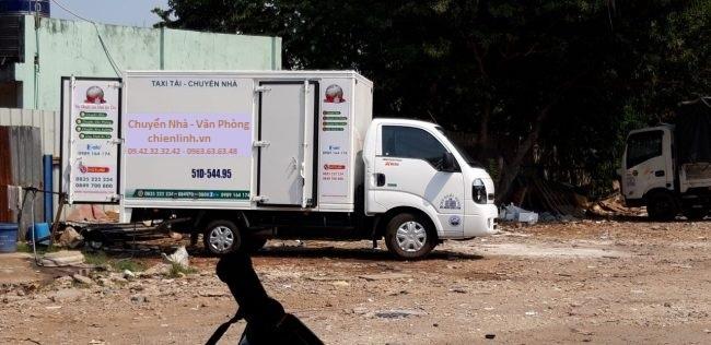 Thuê xe tải chở đồ chuyển nhà hcm