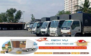 xe tải vận chuyển hàng tphcm