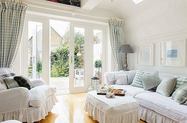 Lựa chọn rèm cửa phù hợp cho ngôi nhà