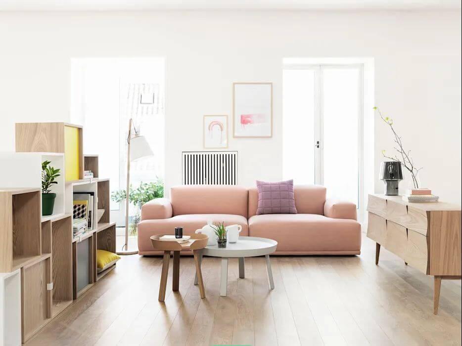 Nguyên tắc cân bằng trong trang trí nhà cửa đẹp