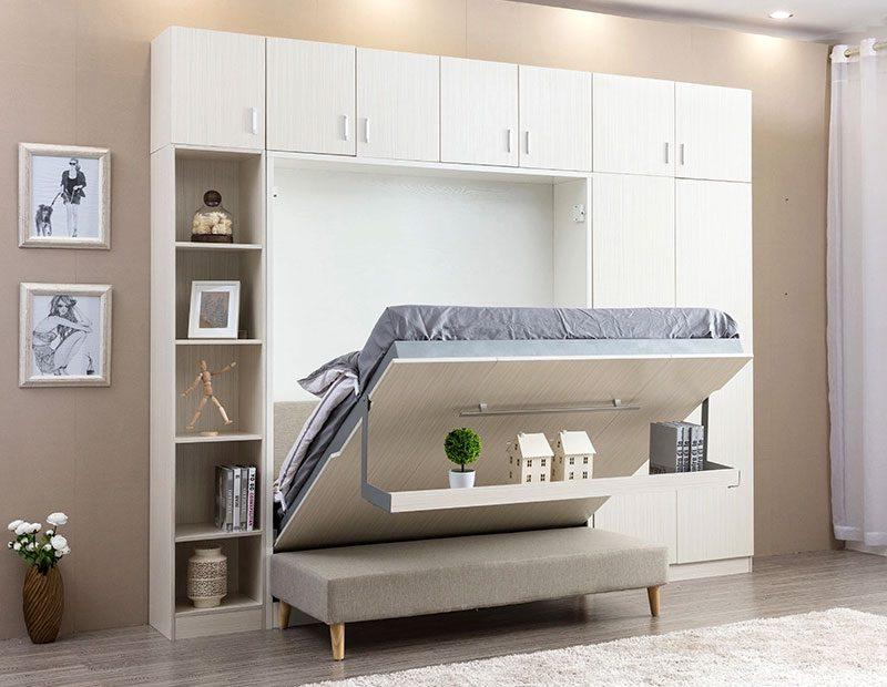 Sử dụng đồ Nội thất ẩn cho ngôi nhà của bạn
