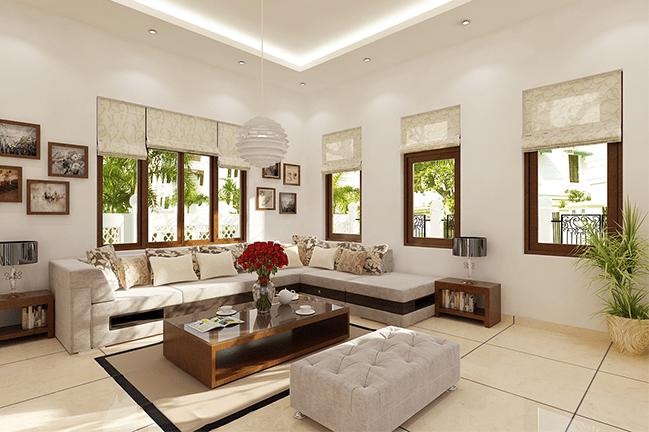 Thiết kế ánh sáng cho ngôi nhà