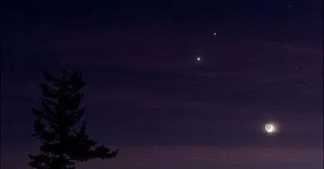 Xác định hướng đông tây nam bắc bằng sao Hôm sao Mai